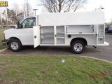 2015 Chevrolet Express Cutaway 3500 Utility Van Data, Info and Specs