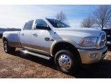 2015 Ram 3500 Laramie Longhorn Crew Cab 4x4 Dual Rear Wheel Data, Info and Specs