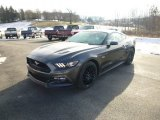 2015 Magnetic Metallic Ford Mustang GT Premium Coupe #100791902