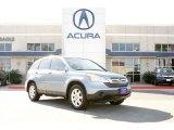 2008 Glacier Blue Metallic Honda CR-V EX-L #100791884