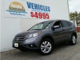 2012 Polished Metal Metallic Honda CR-V EX 4WD #100816302