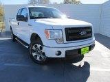 2014 Oxford White Ford F150 STX SuperCab #100816072