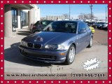 2002 Steel Blue Metallic BMW 3 Series 330i Coupe #100816061