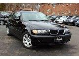 2005 Black Sapphire Metallic BMW 3 Series 325xi Sedan #100815863