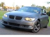 2008 Atlantic Blue Metallic BMW 3 Series 328i Convertible #100841698