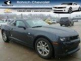 2014 Blue Ray Metallic Chevrolet Camaro LS Coupe #100842311