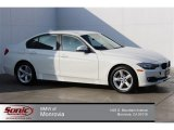 2015 Alpine White BMW 3 Series 320i Sedan #100842142