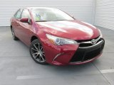 2015 Ruby Flare Pearl Toyota Camry XSE #100842125