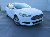 2015 Oxford White Ford Fusion SE #100842119