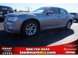 2015 Billett Silver Metallic Chrysler 300 Limited #100889396