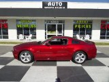 2014 Ruby Red Ford Mustang GT Coupe #100889577