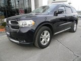 2011 Blackberry Pearl Dodge Durango Crew 4x4 #100889569