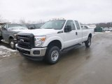 2015 Oxford White Ford F250 Super Duty XL Super Cab 4x4 #100889286