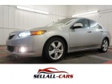 2010 Palladium Metallic Acura TSX Sedan #100889194