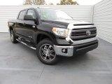2015 Black Toyota Tundra SR5 CrewMax #100889533