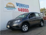 2013 Kona Coffee Metallic Honda CR-V LX AWD #100922546