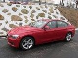 2013 Melbourne Red Metallic BMW 3 Series 320i xDrive Sedan #100922541