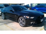 2015 Black Ford Mustang GT Coupe #100922141