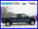 2015 Blue Jeans Ford F250 Super Duty XLT Super Cab 4x4 #100922124