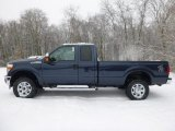 2015 Ford F250 Super Duty Blue Jeans