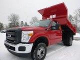 2015 Ford F350 Super Duty XL Regular Cab 4x4 Dump Truck Data, Info and Specs