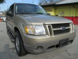 2003 Harvest Gold Metallic Ford Explorer Sport XLT #100922399