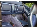 1995 Porsche 911 Carrera Coupe Rear Seat