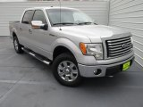 2010 Ingot Silver Metallic Ford F150 XLT SuperCrew 4x4 #100957164