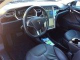 2013 Tesla Model S  Black Interior