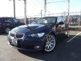 2008 Monaco Blue Metallic BMW 3 Series 328i Coupe #100957147