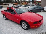 2009 Ford Mustang V6 Premium Convertible Data, Info and Specs