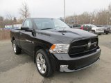 2012 Dodge Ram 1500 Sport R/T Regular Cab Front 3/4 View