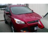 2015 Ruby Red Metallic Ford Escape SE #100957063