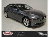 2014 Mineral Grey Metallic BMW 3 Series 328d Sedan #100987728