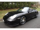 2005 Black Porsche 911 Turbo S Cabriolet #100987576