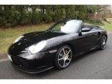 2005 Black Porsche 911 Turbo S Cabriolet #100987576