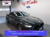 2015 Guard Metallic Ford Mustang GT Coupe #100987584