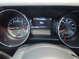 2015 Ford Mustang GT Coupe Gauges