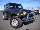 2006 Jeep Green Metallic Jeep Wrangler SE 4x4 #100987745