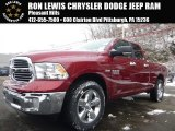 2015 Deep Cherry Red Crystal Pearl Ram 1500 Big Horn Quad Cab 4x4 #101007316