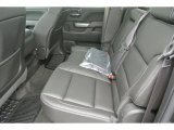 2015 Chevrolet Silverado 1500 LT Crew Cab 4x4 Rear Seat