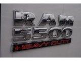 Ram 5500 Badges and Logos