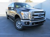 2015 Magnetic Ford F250 Super Duty XLT Crew Cab 4x4 #101013926