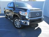 2015 Attitude Black Metallic Toyota Tundra Limited CrewMax 4x4 #101034232