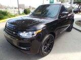 2014 Land Rover Range Rover Santorini Black Metallic