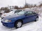 2003 Arrival Blue Metallic Chevrolet Cavalier Coupe #101034194