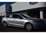 2015 Ingot Silver Metallic Ford Fusion SE #101060568