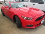 2015 Race Red Ford Mustang V6 Coupe #101060454