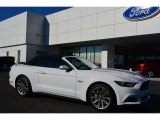 2015 Oxford White Ford Mustang GT Premium Convertible #101060563