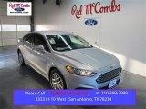 2015 Ingot Silver Metallic Ford Fusion SE #101060446